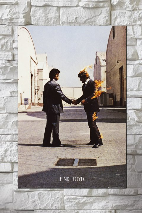 Cuadro Pink Floyd Wish you were here - comprar online