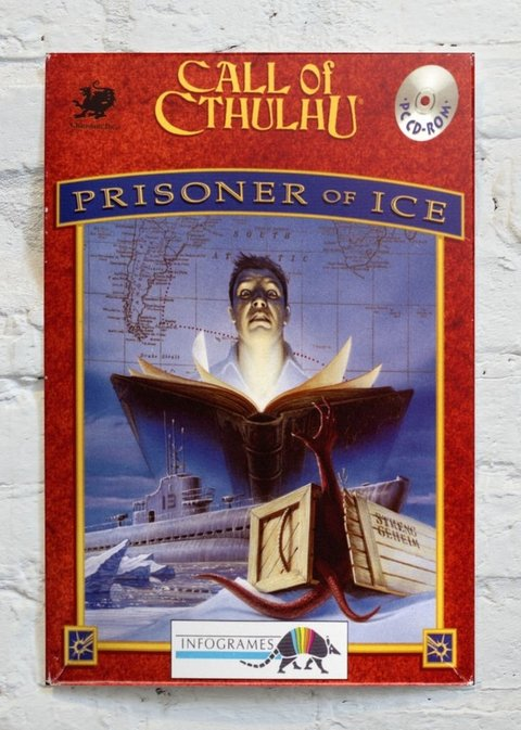 Cuadro Prisoner of Ice