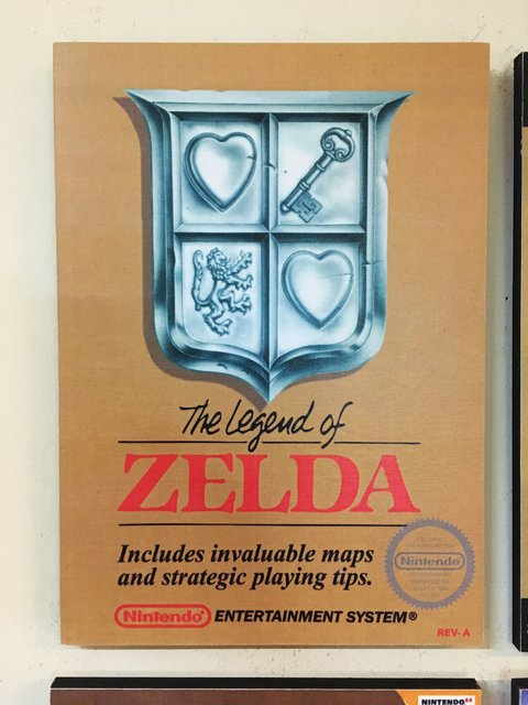 Cuadro The Legend of Zelda Nintendo - comprar online