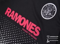 Camiseta Rock Ramones en internet