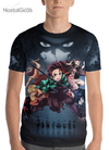 Camisa Demon Slayer MOD.2