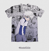 Camisa Exclusiva Killua Zoldyck Mangá