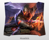 Mouse pad gamer, PROJETO: Yasuo