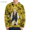 Moletom Exclusivo Meliodas Mangá