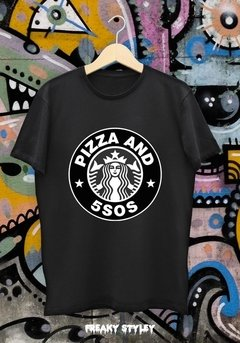 REMERA 5 SECONDS OF SUMMER (5 SOS) 5