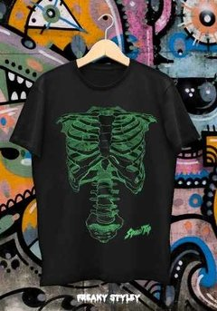 Remera Spinal Tap Rayos X