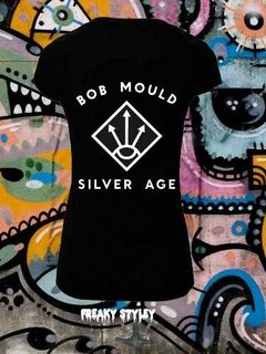 Remera Bob Mould - comprar online