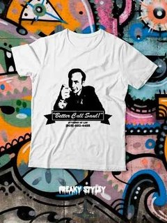 Remera Better Call Saul en internet