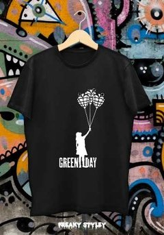 Remera Green Day