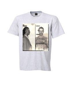 REMERA DAVID BOWIE ARRESTADO 2 - comprar online