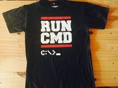 REMERA RUN CMD D