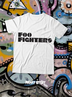 REMERA FOO FIGHTERS 5 - comprar online