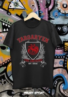 REMERA GAME OF THRONES HOUSE TARGARYEN