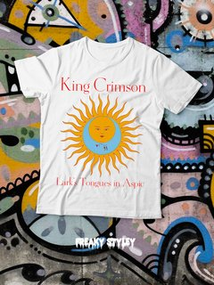 REMERA KING CRIMSON LARK'S TONGUES IN ASPIC - Freaky Styley