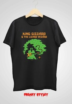 Remera King Gizzard and the Lizard Wizard