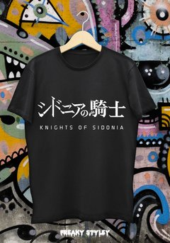 REMERA KNIGHTS OF SIDONIA ( SIDONIA NO KISHI) en internet