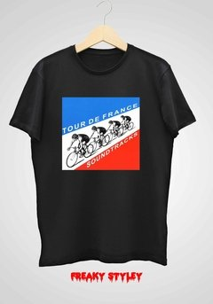 REMERA KRAFTWERK TOUR DE FRANCE