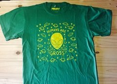 REMERA HUMANS ARE GROSS! - comprar online