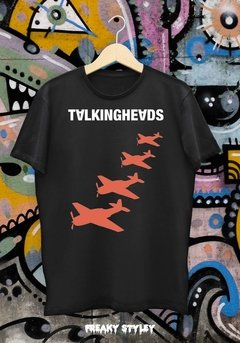 REMERA TALKING HEADS