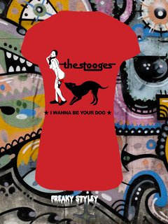 THE STOOGES I WANNA BE YOUR DOG - tienda online