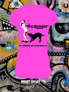 THE STOOGES I WANNA BE YOUR DOG en internet