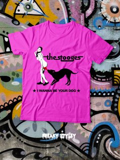 THE STOOGES I WANNA BE YOUR DOG - comprar online