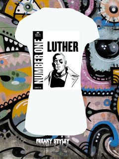 REMERA UMBRELLA ACADEMY LUTHER - Freaky Styley