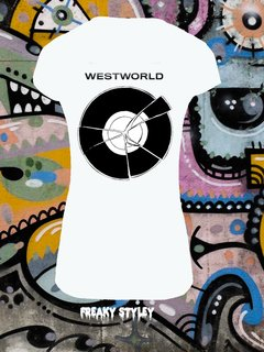 Remera Westworld 4 - Freaky Styley
