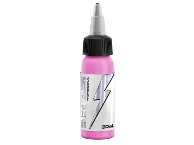 TINTA EASY GLOW ELECTRIC PINK