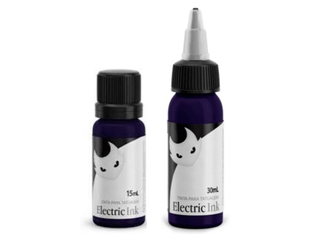 TINTA ELECTRIC INK ROXO ESCURO