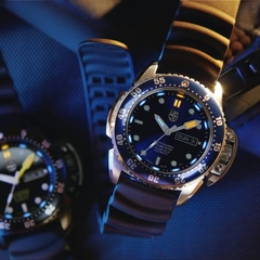 Scott Cassell Deep Dive 1523, Automatic, 44 mm - comprar online