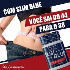 Slim Blue Loss- Importado Produto 100% Original