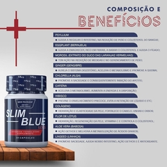 Slim Blue Loss- Importado Produto 100% Original na internet