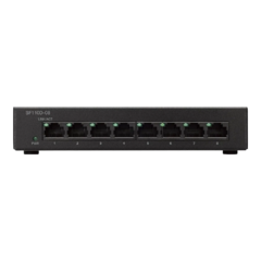 Switch Cisco Sf110d 08 Bocas 8 Puertos Ethernet 10/100mbps - comprar online