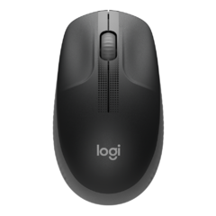Mouse Logitech M190 Inalambrico Full-size Pc Usb en internet