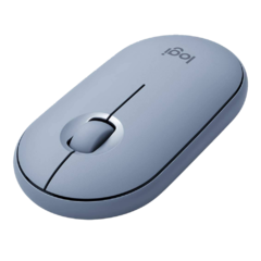 Mouse Inalambrico Logitech Pebble M350 Bluetooth Usb en internet
