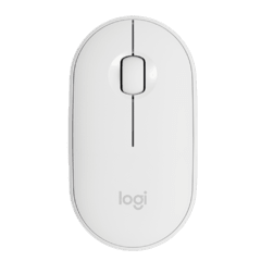 Mouse Inalambrico Logitech Pebble M350 Bluetooth Usb - comprar online