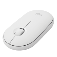 Mouse Inalambrico Logitech Pebble M350 Bluetooth Usb