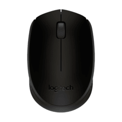 Mouse Inalambrico Logitech M170 Negro Optico