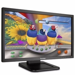 Monitor Tactil 21.5 Viewsonic Td2220 Multi Touch - tienda online