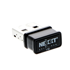 Placa Red Usb 150 Mbps Nexxt Nano Lynx Wireless N 2.4 Ghz en internet