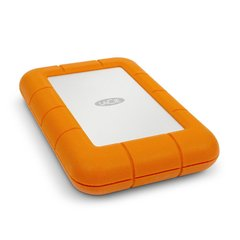Disco Externo Lacie Rugged Mini 4 Tb Usb 3.0 Portatil