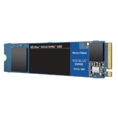 Disco Ssd M2 Wd 250 Gb Blue M.2 Pcie Nvme Estado Solido