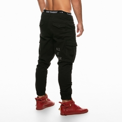 Calça Jogger black label na internet
