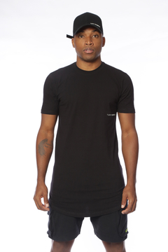 T-SHIRT RETTRÔ BASIC BLACK