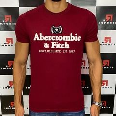 Camiseta Abercrombie and Fitch #8