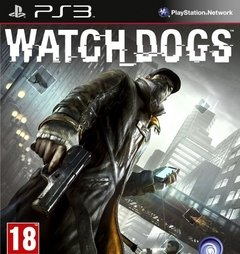 Watch Dogs Gold Edition - PS3