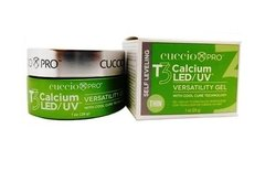 Gel T3 Calcium LED/UV - Cuccio 28g