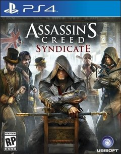 PS4 - ASSASSINS CREED: SYNDICATE | PRIMARIA