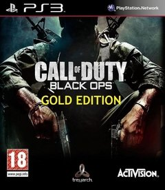 PS3 - CALL OF DUTY: BLACK OPS 1